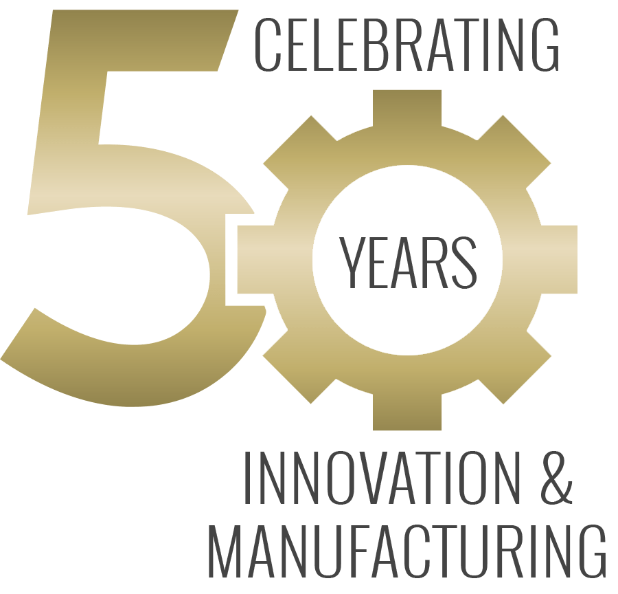 50 Years Innovation and Manufacturing