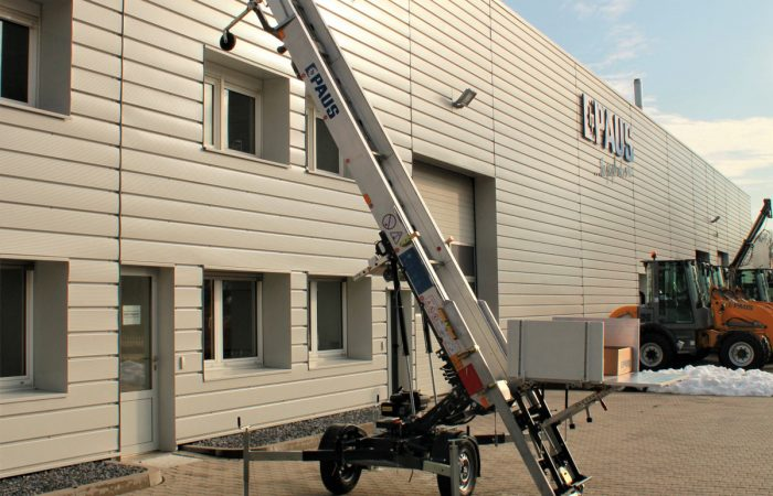 Paus roofer lift